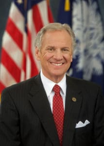 Henry McMaster Governor Of SC