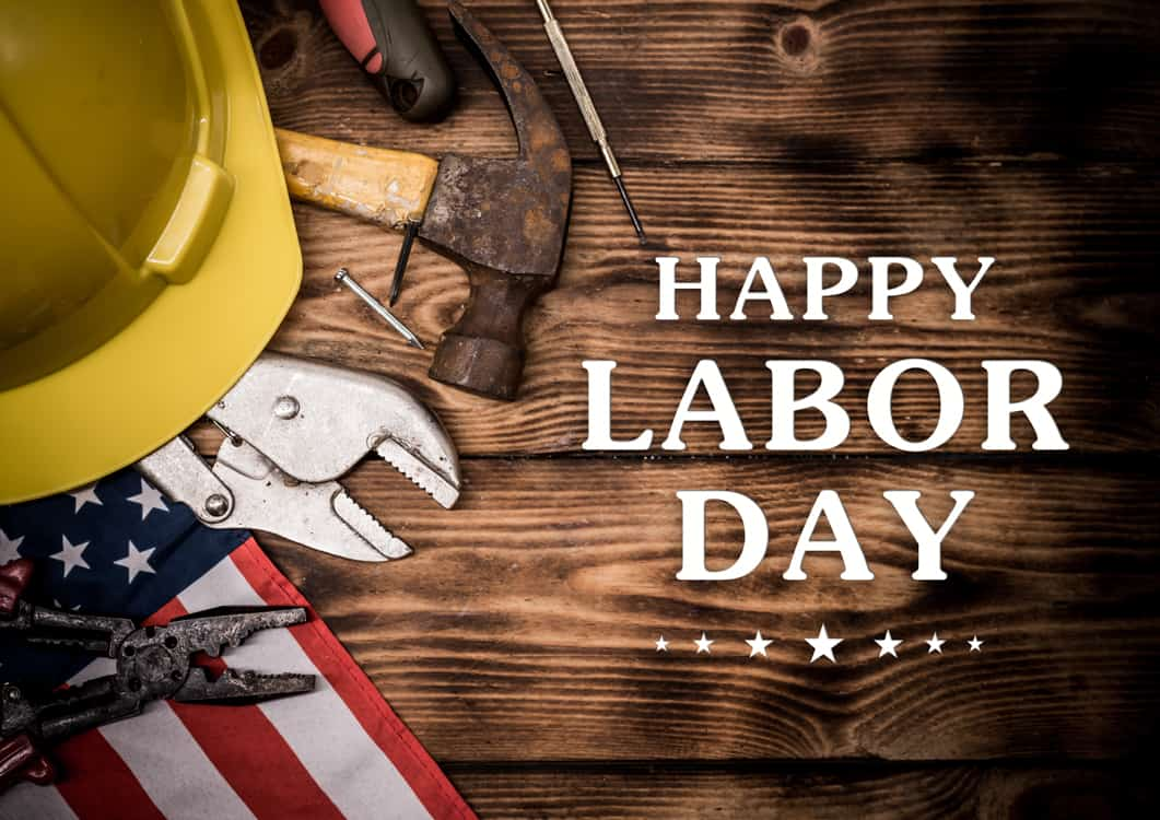 labor-day-background-vector